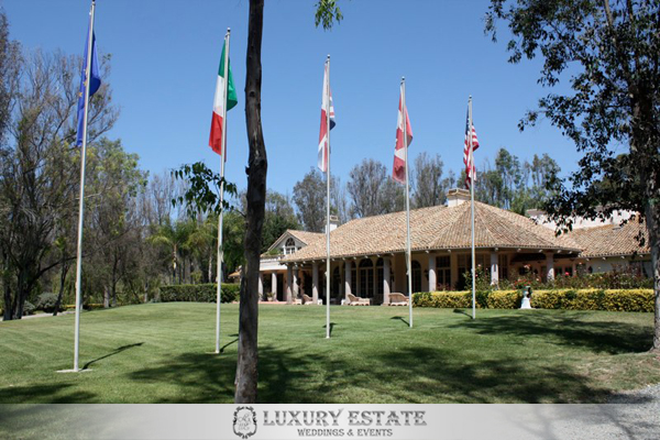 majestic ranch luxury estate weddings events