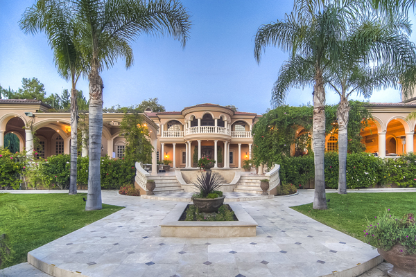 Orange county luxury estate weddings events for Mansions in orange county