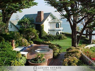 Malibu Gardens Estate - Luxury Estate Weddings & Events